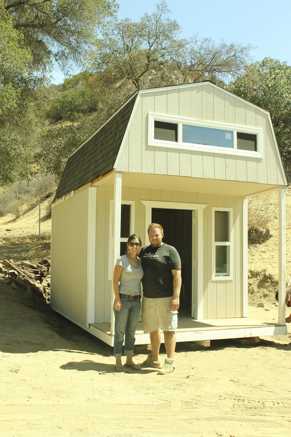Beautiful 24 foot tiny house tour with free plans ana for 24 ft tiny house