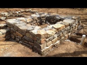 A Cob House Stone Foundation – Tips For Finding Stones