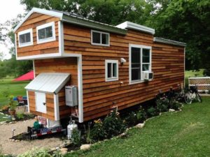 Mustard Seed Tiny House For Family Of Four