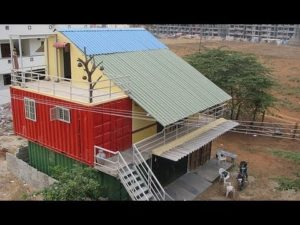 India's First Container Home