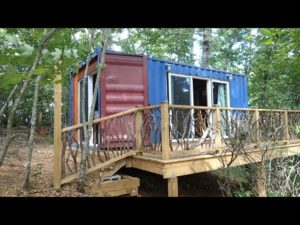 Tiny House + :: Container Home Edition