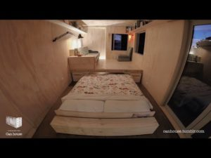 Shipping Container House Tour – The Can House