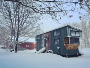Mother And Daughter's Awesome Tiny House